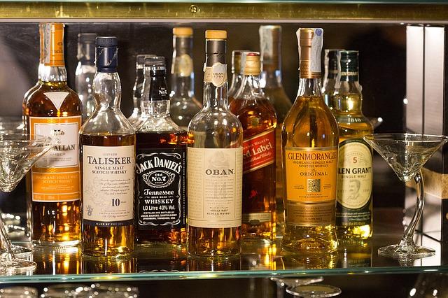 Bebidas y Licores a domicilio Madrid