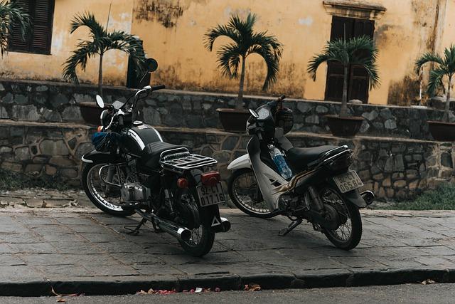Alquiler de motos clásicas para cine
